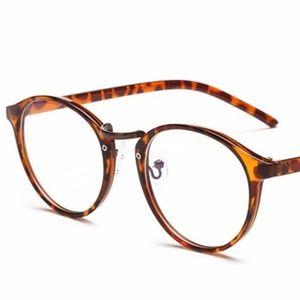 Accessories - Designer Clear Lens Computer Anti-Blue Glasses